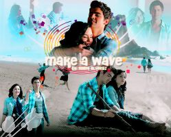 Make a Wave by JonasFan93
