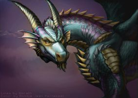 Dragon by BJPentecost