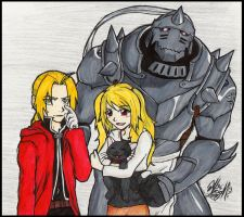 FMA request by ajbluesox
