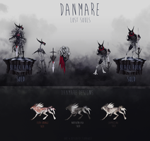 [CLOSED]Danmare designs: lost souls by runmare
