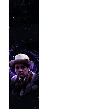 Alternate Seventh Doctor Big Finish Banner by E-SPACE-Productions