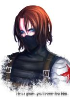 The Winter Soldier by ShadowsIllusionist