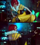 Red - Transistor by ThelemaTherion