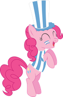 Pinkie Pie by leopurofriki