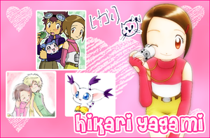 +DA+ Digi-Profile Hikari 02 by Blackgatomon