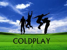 Coldplay In The Air by SliderGirl