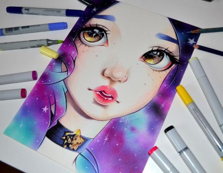 The Stars are Waiting by Lighane