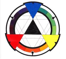Colour Wheel Alchemy by Tyxerus