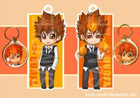 TSUNA TIME by Kinky-chichi