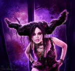 Artemis by Shadowscence