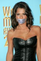 Kelly Monaco taped by ikell