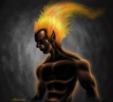On Fire by Zonnie