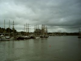 Tall ships festival 2005. II by Cu-Chullain