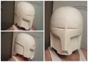 Recon Helmet Cast by TigerMando