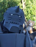 Alphonse Elric by Mirai-Baby-Cosplay
