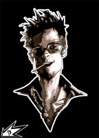 WhO is Tyler Durden?? by BeRn-