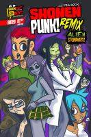 Shonen Punk! remix iss2 Cover by andehpinkard