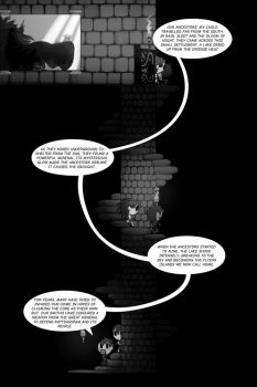 Alvah Comic page 8 Full Monochrome by Alvah-and-Friends