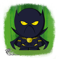 DSC South Parks Black Panther by eiledon