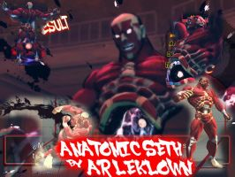 SSF4:AE MOD ANATOMIC SETH by arleklown