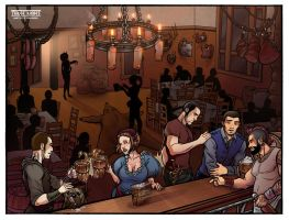 TR chapter two previews - 3 by Igloinor