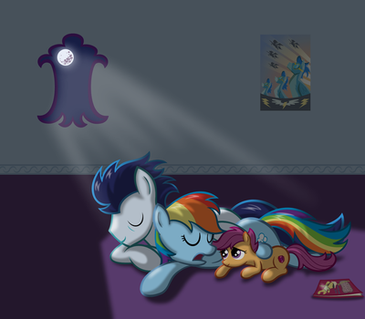 Naptime by Rebron-y