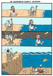 If Moses Met Jesus by Smigliano