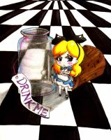 The one they call Alice by ScreamingLullabies