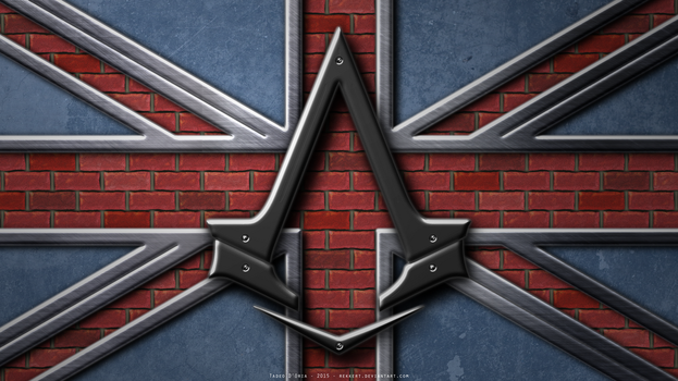 Assassin's Creed Syndicate Wallpaper by Rekkert