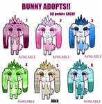 .:BUNNY.ADOPTS.{50.Points.Each}:.~ by NorbertLieb