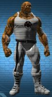 Future Foundation Thing (DC Universe Online) by comix-fan