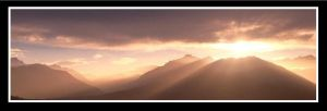 Grampians Sunset by cdaile