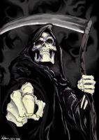 Grim Reaper by ChrisOzFulton