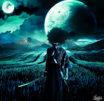 Afro Samurai: The Tribute by gunzy1