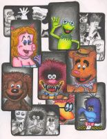 Muppets by Smokebutt