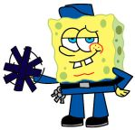 NightGuard SpongeBob by dannyfangirl