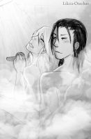 .:ShikaTema Shower Time:. by Lilicia-Onechan
