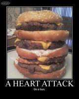 Heart Attack -demotivation- by Dragunov-EX
