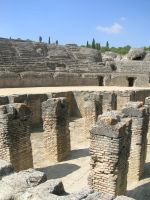 Places - Roman ruins 01 by Stock-gallery