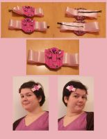 Transformer Hairbows by AngelicalDesign