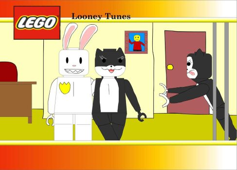 LLT-Max, Penelope and Kitty by Lego-Kim333