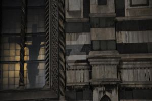 Jesus in the Duomo by BillyBobJoeFred