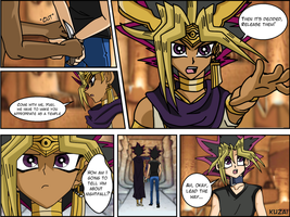 The Purest Temple Page 9 by Kuzai