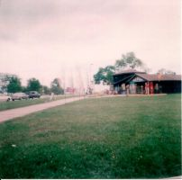 Kite Shop - Pinhole by Lomo440