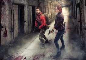 Raid mode - Resident Evil Revelations 2 by TotenPF