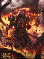 Sertar: The caller of the end - Evolution - LotC by Grosnez