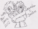 Happy New Year My Love -Lexion- by Lexandera