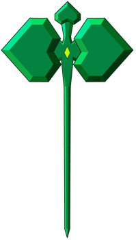 [Town of Fusion] JAILOR'S WEAPON by Tareloin