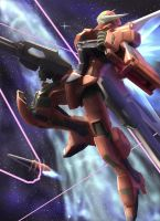 Gundam SEED A-STAR Part-4 MS-3 by csy5150