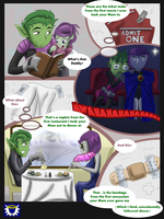 Yours, Mine, and Ours - Pg1 by BlueSerenity